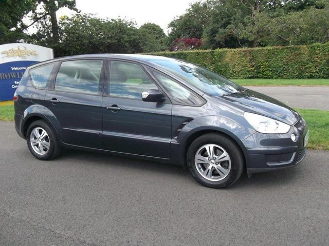 Used Ford S max 2007 Grey Estate Diesel Automatic for Sale