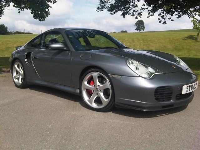 Used Porsche 911 2001 Petrol S 2dr Tiptronic Coupe Grey Automatic For Sale In Stoke On Trent Uk