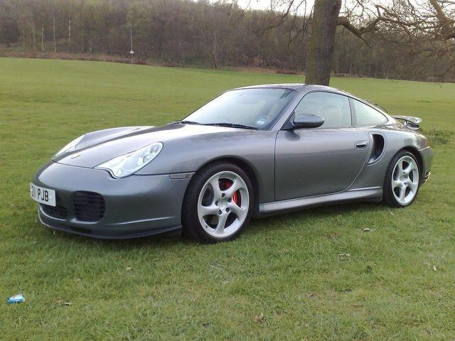 used porsche 911 2003 petrol turbo 2dr tiptronic s coupe grey with for sale autopazar. Black Bedroom Furniture Sets. Home Design Ideas