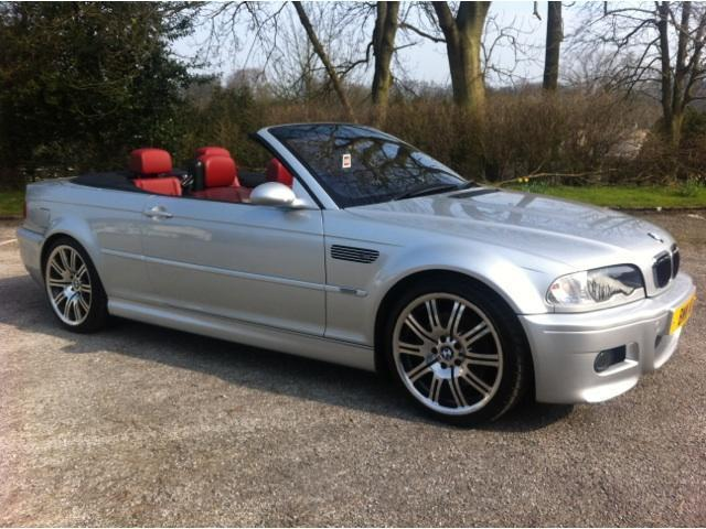 used bmw m3 2003 petrol 2dr 3 3 convertible silver with for sale autopazar. Black Bedroom Furniture Sets. Home Design Ideas