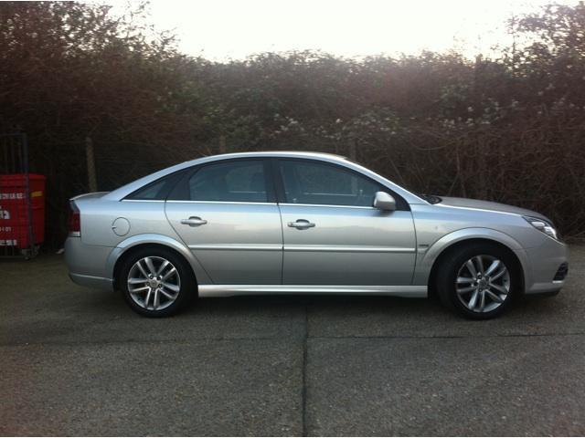 Used Vauxhall Vectra 2009
