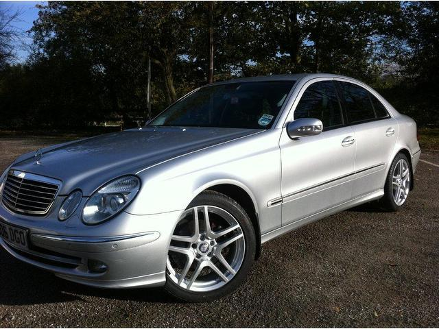 Used mercedes benz 2006 diesel class e320 cdi avantgarde for Used mercedes benz diesel for sale