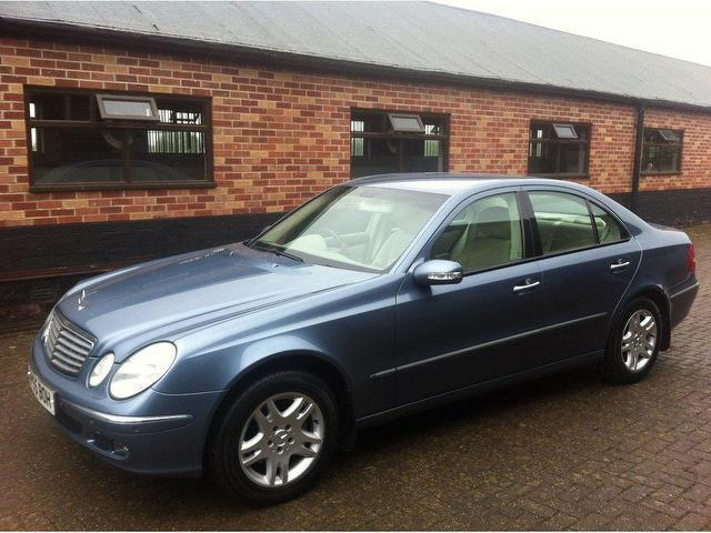 Used mercedes benz 2005 diesel class e320 cdi elegance for Mercedes benz 2005 for sale