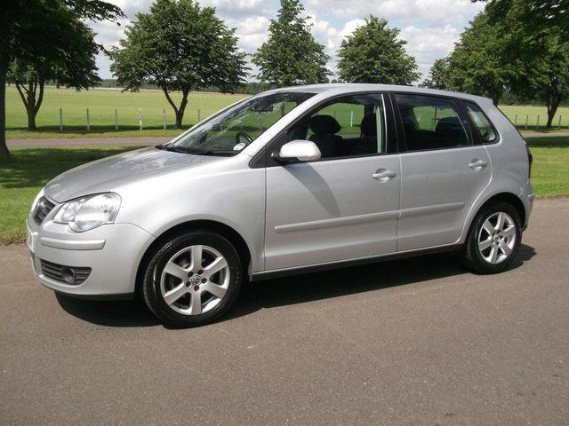 Used Volkswagen Polo 1.9 Sport Tdi 100 Hatchback Silver 2008 Diesel for Sale in UK