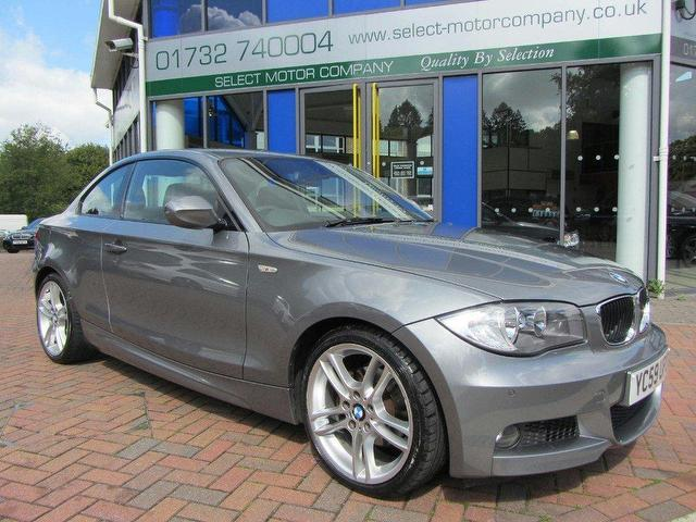 Used Bmw Series Automatic Diesel D M Sport Grey For Sale - Bmw 1 series m coupe price