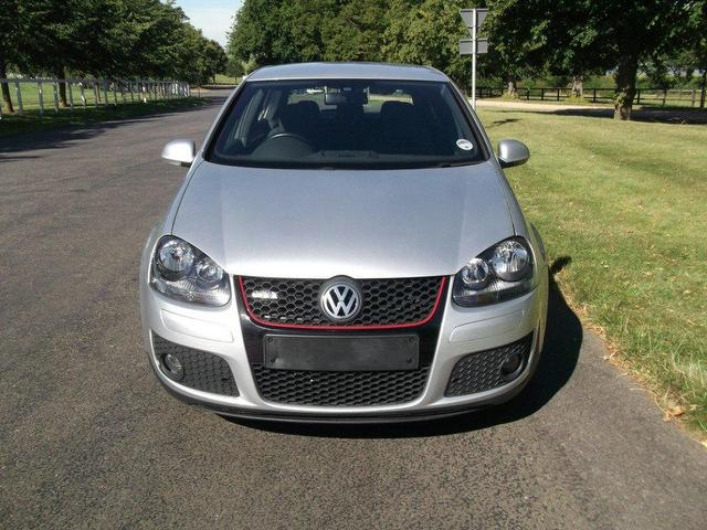 used volkswagen golf 2008 model gti 5dr petrol hatchback silver for sale in newmarket uk. Black Bedroom Furniture Sets. Home Design Ideas