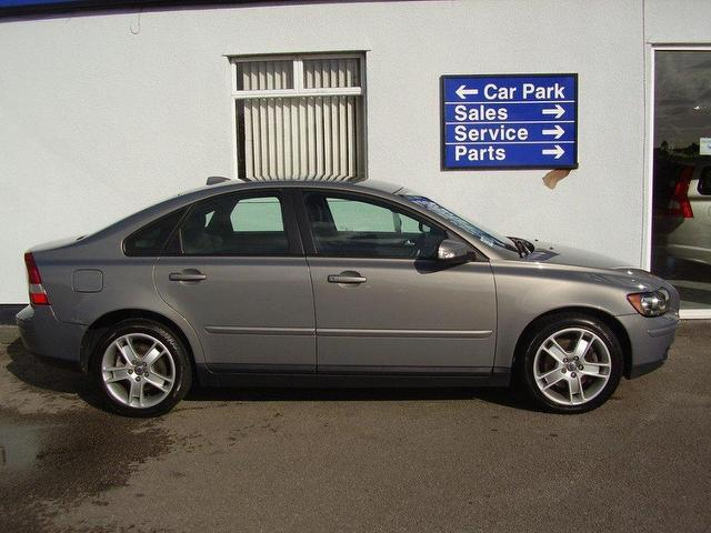 Used Volvo S40 2006 sel 2.0d Se 4dr [euro Saloon Grey With For ...