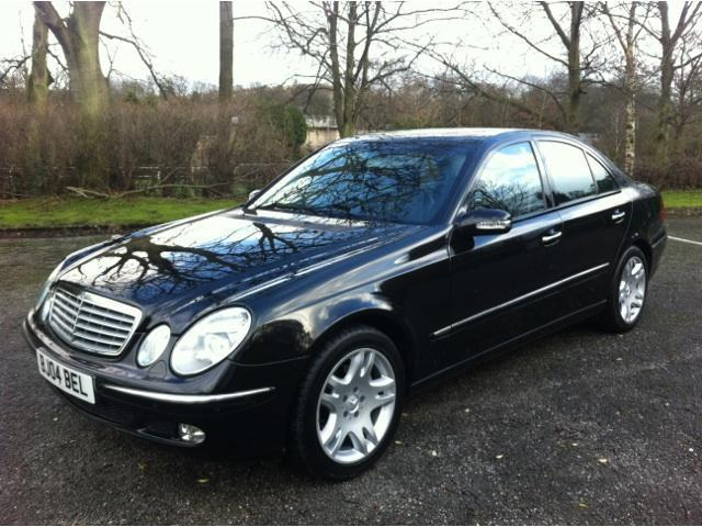 Used mercedes benz 2004 automatic diesel class e220 cdi for Used mercedes benz sale
