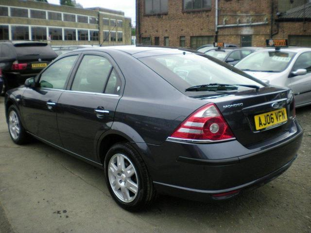 used 2006 ford mondeo hatchback 115 ghia 5dr diesel for sale in wembley uk autopazar. Black Bedroom Furniture Sets. Home Design Ideas