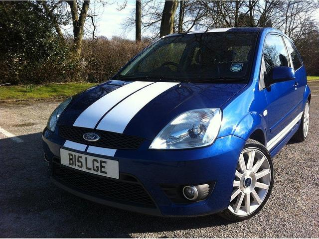 used ford fiesta 2005 blue colour petrol 2 0 st 3 door hatchback for sale in stoke on trent uk. Black Bedroom Furniture Sets. Home Design Ideas