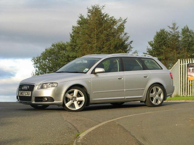 Audi a4 estate for sale uk 13