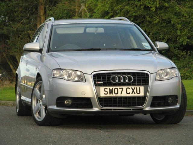 Used Cars for Sale  Approved Second Hand Cars  Audi UK