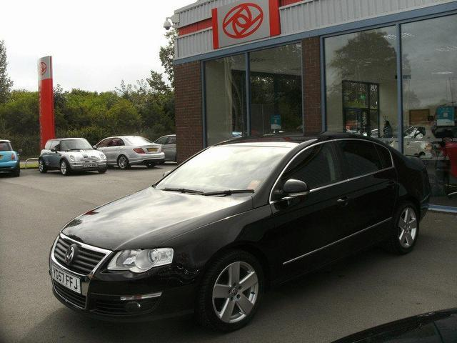 used volkswagen passat 2007 diesel 2 0 sport tdi 170 saloon black rh autopazar co uk manual del passat 2007 owner manual passat 2007