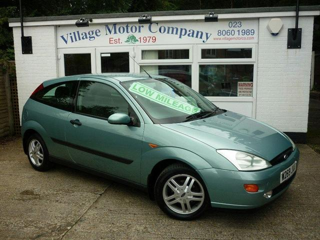 used ford focus 2000 green paint petrol 1 8 zetec 3dr hatchback for rh autopazar co uk ford focus 2000 manual transmission fluid ford focus 2000 manual transmission fluid