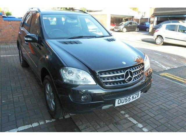 Used 2005 mercedes benz 4x4 class ml320 cdi se diesel for for Mercedes benz 2005 for sale