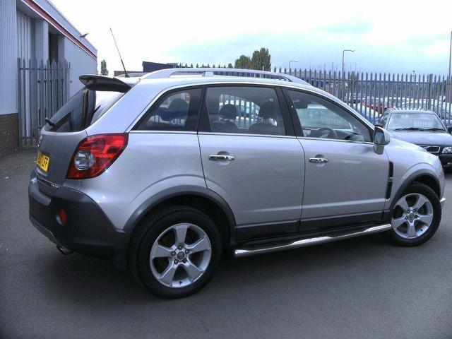 used vauxhall antara 2007 model 2 0 cdti 16v s diesel. Black Bedroom Furniture Sets. Home Design Ideas
