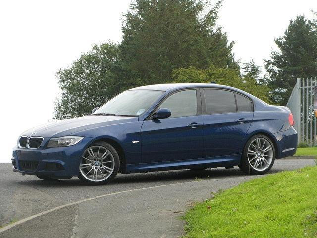 Used Bmw 3 Series 2009 Manual Diesel 320d M Sport Blue For Sale Uk ...