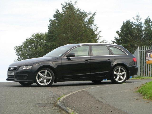 Audi a4 estate for sale uk