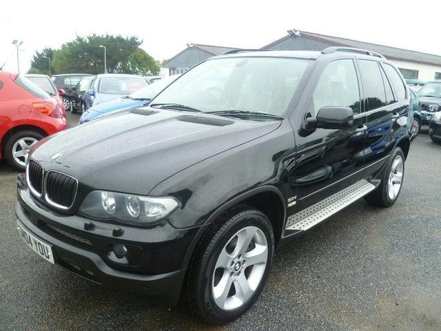used bmw x5 2004 diesel sport 5dr auto 4x4 black with air conditioning for sale autopazar. Black Bedroom Furniture Sets. Home Design Ideas
