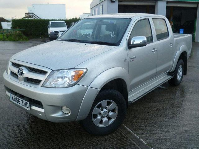 toyota hilux for sale uk. Black Bedroom Furniture Sets. Home Design Ideas