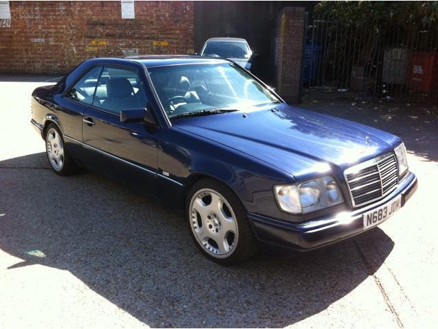 used mercedes benz 2004 blue coupe petrol automatic for sale. Cars Review. Best American Auto & Cars Review