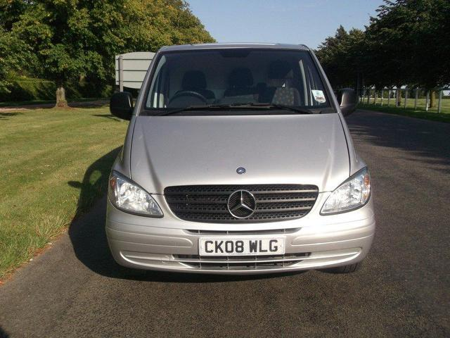 Used mercedes benz 2008 diesel 2148 cc 109 cdi silver for Used mercedes benz rims for sale