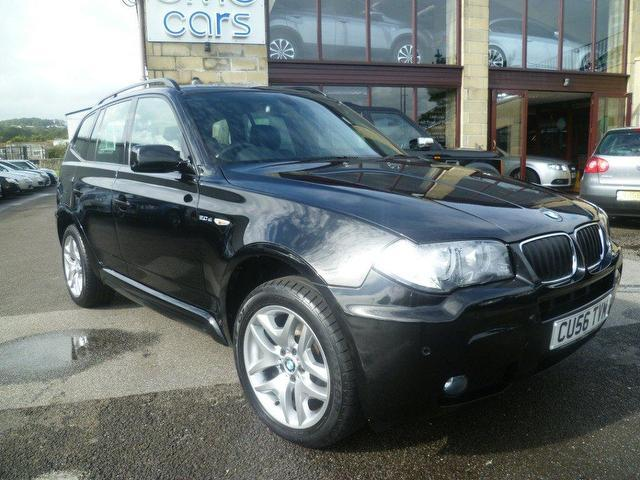 used bmw x3 car 2006 black diesel m sport 5 door 4x4 for sale in penzance uk autopazar. Black Bedroom Furniture Sets. Home Design Ideas
