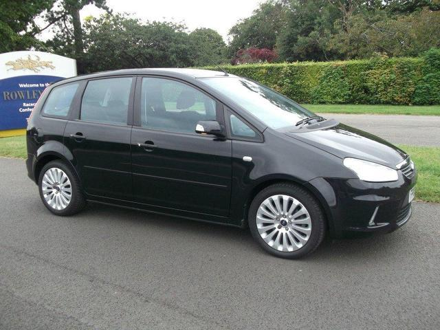 used black ford c max 2008 diesel titanium 5dr estate in good condition for sale autopazar. Black Bedroom Furniture Sets. Home Design Ideas