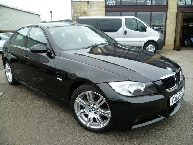 Bmw 3 Series Black Used Bmw 3 Series 2006 Black