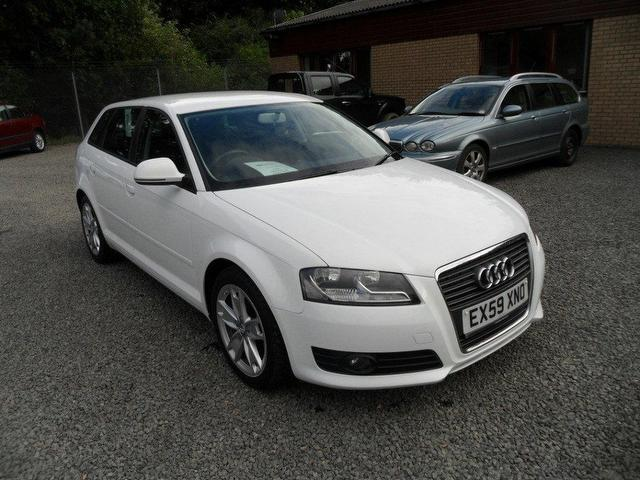 used 2009 audi a3 hatchback 1 9 tdie sport 5dr diesel for sale in inveralmond place uk autopazar. Black Bedroom Furniture Sets. Home Design Ideas