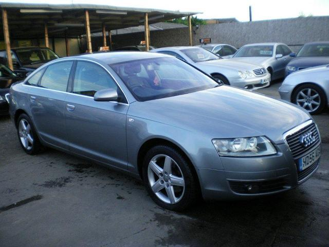 used audi a6 2007 diesel 2 0 tdi dpf se saloon grey with for sale autopazar. Black Bedroom Furniture Sets. Home Design Ideas