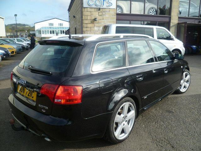 Audi a4 estate for sale uk 10