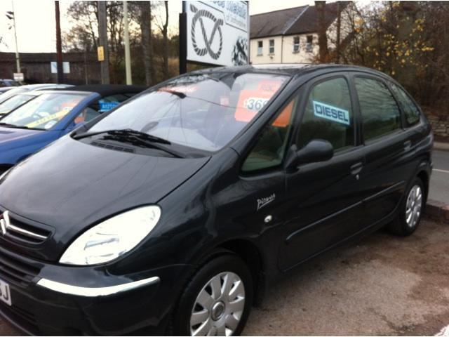 used grey citroen xsara 2005 diesel picasso 2 0 hdi. Black Bedroom Furniture Sets. Home Design Ideas