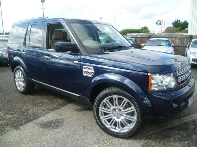 Used 2011 Landrover Rover 4x4 Discovery 3 0 Tdv6 Hse