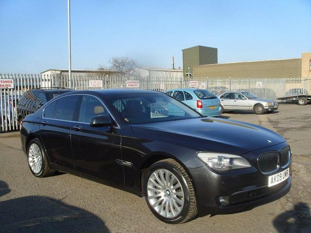 bmw 7 series 2009 grey edition diesel 730d se 4 door saloon for sale. Cars Review. Best American Auto & Cars Review