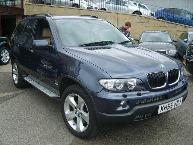 used 2006 bmw x5 4x4 sport 5dr auto diesel for sale in penzance uk autopazar. Black Bedroom Furniture Sets. Home Design Ideas