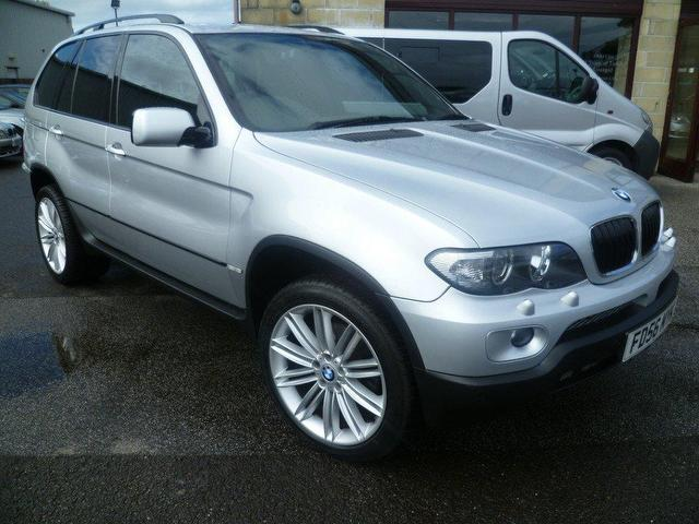 Used Bmw X5 for Sale in 2006 UK  Autopazar