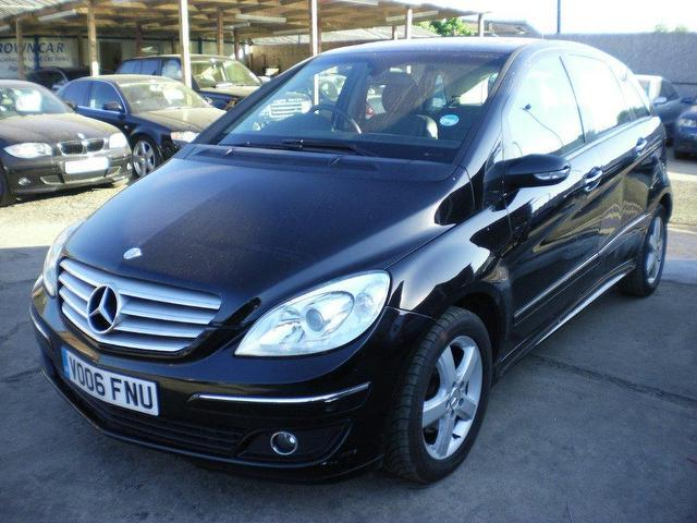 used mercedes benz 2006 model class b180 cdi se diesel hatchback black for sale in wembley uk. Black Bedroom Furniture Sets. Home Design Ideas