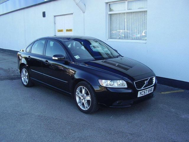Used Volvo S40 2007 Diesel 2.0d Se 4dr Saloon Black Edition For Sale In Wirral Uk - Autopazar