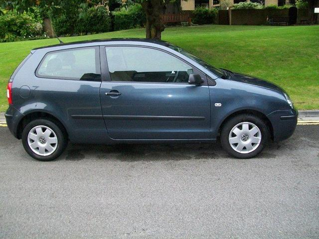 Used Grey Volkswagen Polo 2004 Diesel 1.4 Twist Tdi 3dr Hatchback In Great Condition For Sale ...