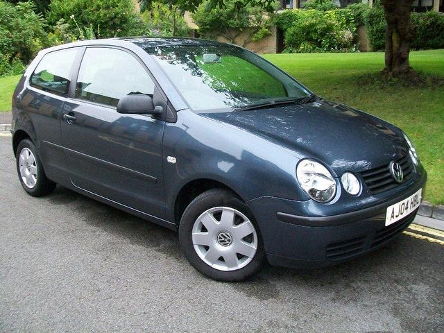 used grey volkswagen polo 2004 diesel 1 4 twist tdi 3dr hatchback in great condition for sale. Black Bedroom Furniture Sets. Home Design Ideas