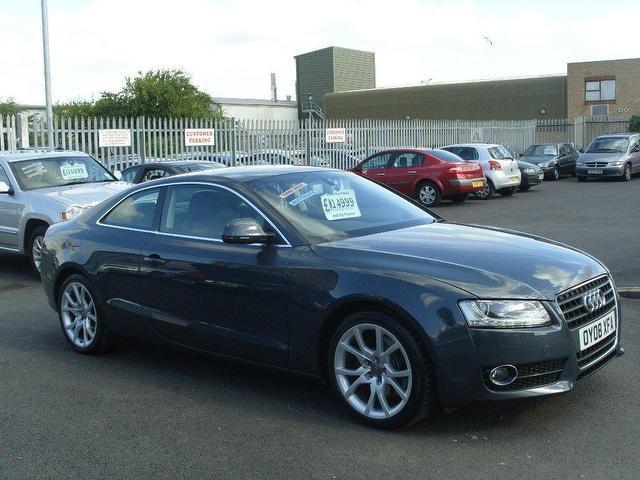 used audi a5 2008 diesel 2 7 tdi sport 2dr coupe grey with computer for sale autopazar. Black Bedroom Furniture Sets. Home Design Ideas