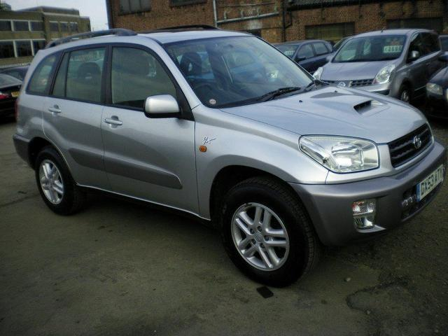 Used toyota rav for sale under £ autopazar