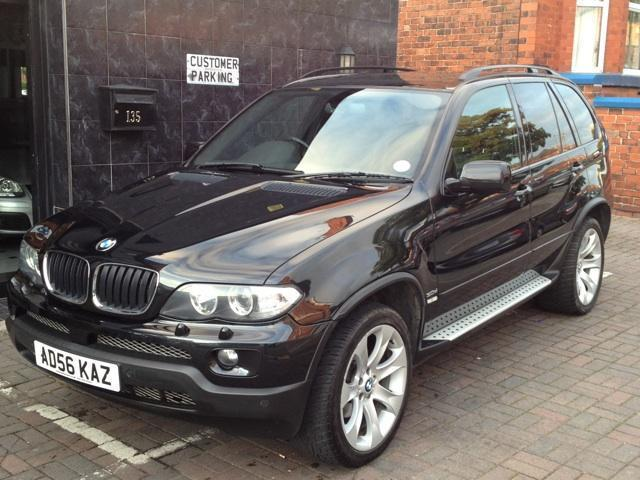 Used Bmw X5 for Sale in 4x4 UK  Autopazar