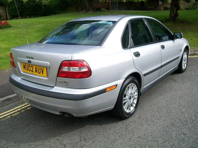 2000 Volvo S40 1.9D related infomation,specifications ...