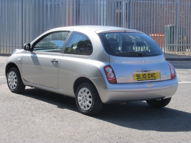 used nissan micra 2010 model petrol silver for sale in epsom uk autopazar. Black Bedroom Furniture Sets. Home Design Ideas