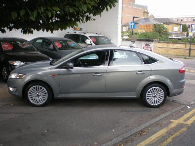 used grey ford mondeo 2008 diesel 2 0 tdci ghia 5dr hatchback excellent condition for sale. Black Bedroom Furniture Sets. Home Design Ideas