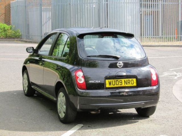 used nissan micra 2009 manual petrol black for sale uk autopazar. Black Bedroom Furniture Sets. Home Design Ideas