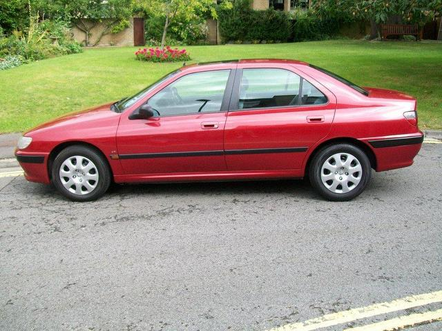 used 2000 peugeot 406 saloon 2.1 td lx family diesel for sale in