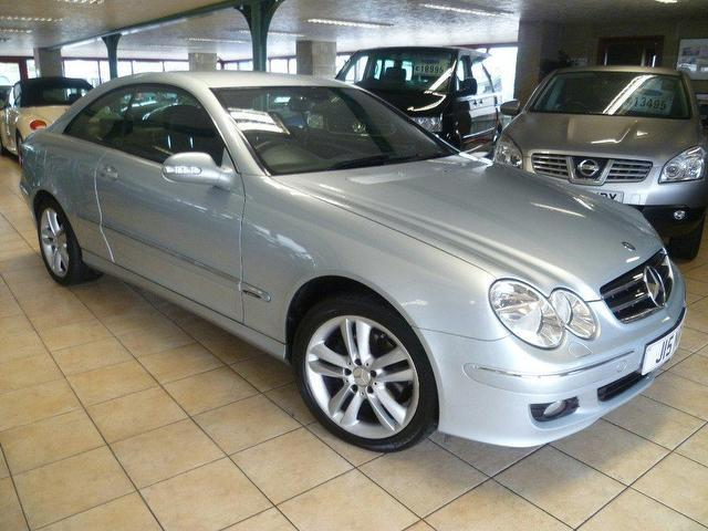 Used mercedes benz 2005 model 220 cdi avantgarde 2dr for Mercedes benz 2005 for sale